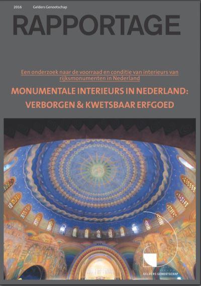 Historische interieurs | Gelders Genootschap